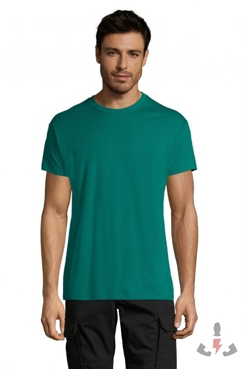 Camisetas Regent 150  Color Emerald 270
