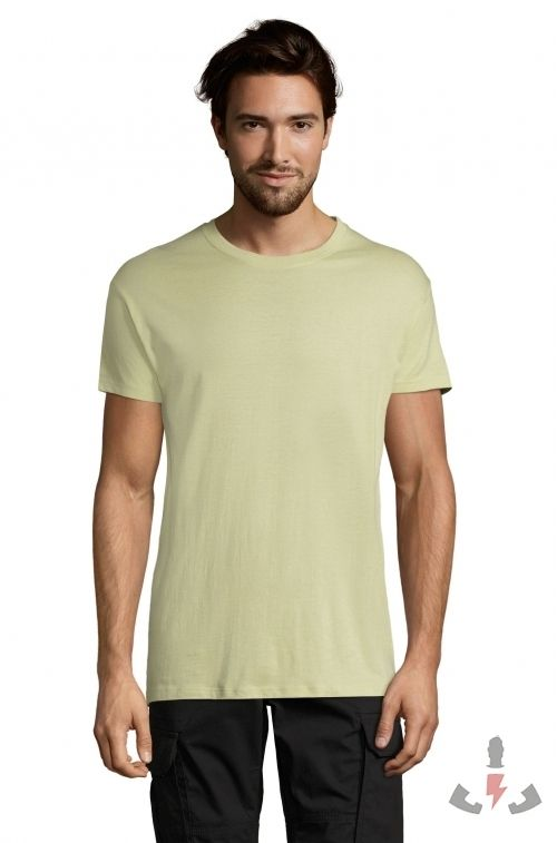 Camisetas Regent 150  Color Tilo 273