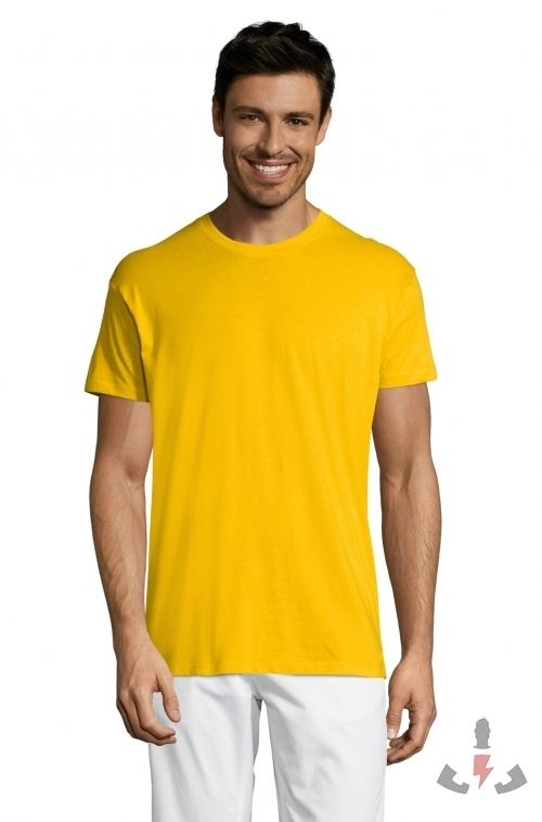 Camisetas Regent 150  Color Gold 301
