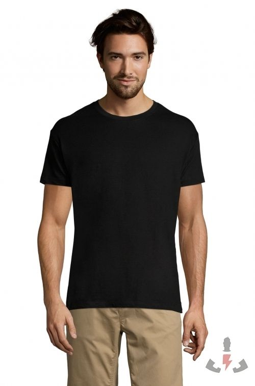 Camisetas Regent 150  Color Deep black 309