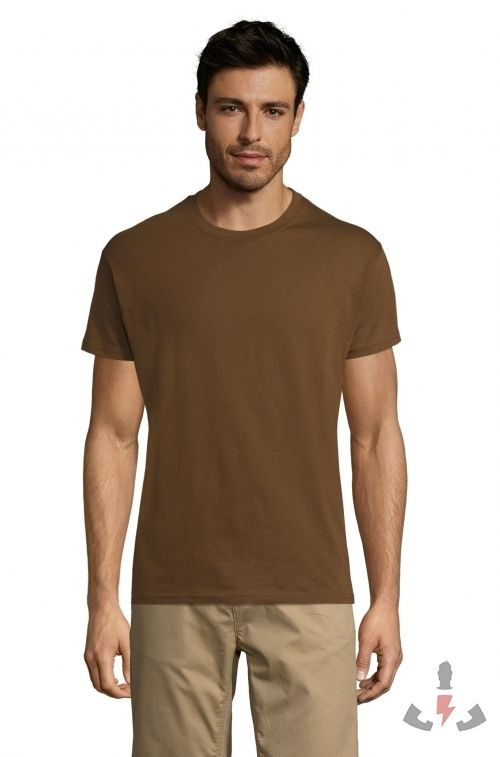 Camisetas Regent 150  Color Tierra 397