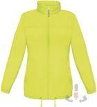 Chubasqueros BC Sirocco W Ultra Yellow JW902U
