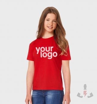 Camisetas infantiles BC Kids TK300