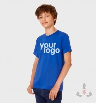 Camisetas infantiles BC 190 Kids TK301