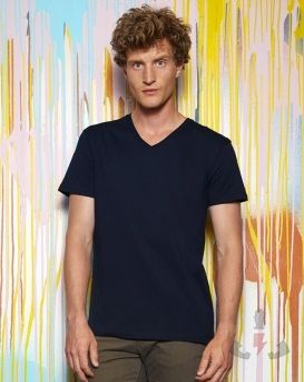 Camisetas BC Inspire Cuello V orgánica TM044
