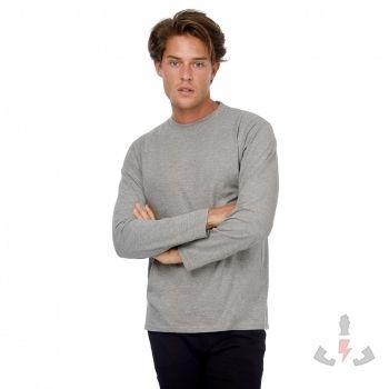 Camisetas BC Exact ML TU005