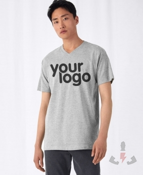 camisetas BC Exact 150 V neck