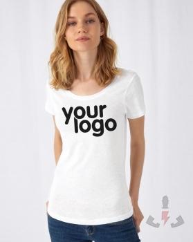 Camisetas BC Inspire Slub W TW047
