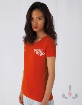 Camisetas BC Inspire Organic Plus TW049