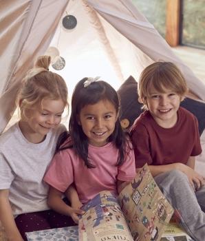Camisetas infantiles Clique Basic T Kids 029032