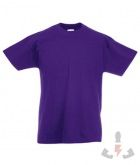 Camisetas Fruit-of-the-Loom Original T Kids 61-019-0