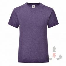 Camisetas Fruit-of-the-Loom Iconic T Niña 61-025-0