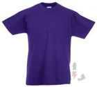 Camisetas Fruit-of-the-Loom Value Niño K 61-033-0