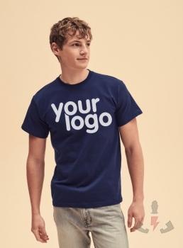Camisetas Fruit-of-the-Loom Heavy t 61-212-0