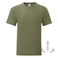 Camisetas Fruit-of-the-Loom Iconic T Tallas Grandes 61-430-0