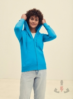 Sudaderas Fruit-of-the-Loom Lightweight Capucha Lady Fit W 62-150-0