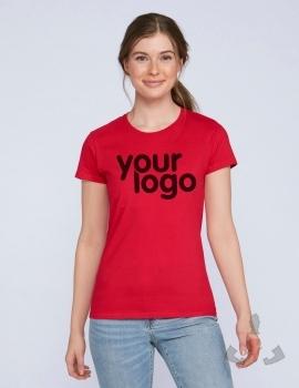 Camisetas Gildan Premium W 4100L