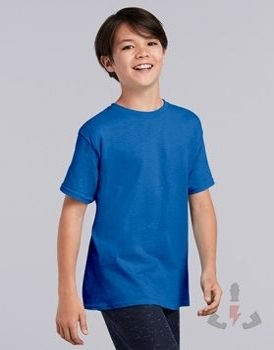 Camisetas infantiles Gildan Heavy K 5000B