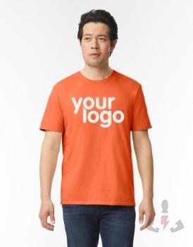 Camisetas Gildan Ring Spun 64000