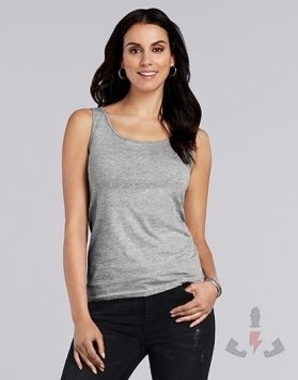 Camisetas Gildan Softstyle Tank Top W 64200L