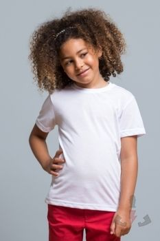 Camisetas infantiles JHK Subli Kid SBTSK