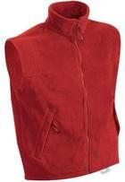 Chalecos JN Fleece Vest Tallas Grandes JN045