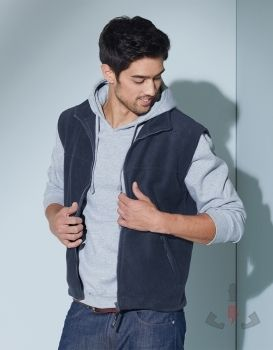 Polares JN Fleece Vest Tallas Grandes JN045