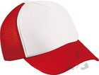 Color white-red (White - Red)