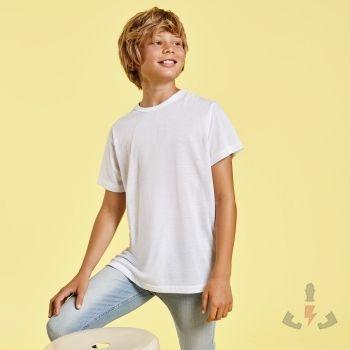 Camisetas infantiles Roly Sublima Kids CA7129