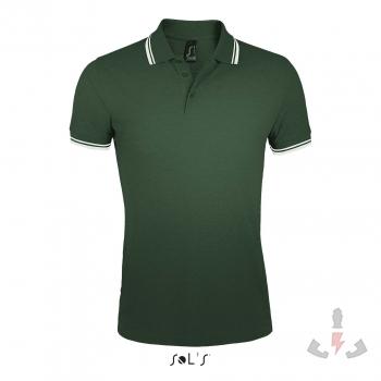 Color 946 (Green  - White)