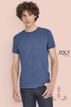 Camisetas Sols Imperial Fit 00580