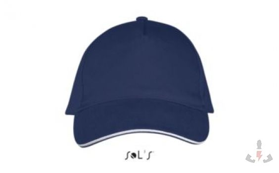 Color 912 (French navy / White)