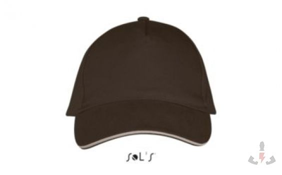 Color 921 (Chocolate - Beige)