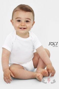 Camisetas infantiles Sols Organic Kids 01192