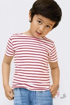 Camisetas infantiles Sols Miles K 01400