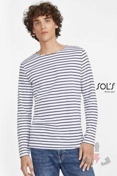 Camisetas Sols Marine 01402