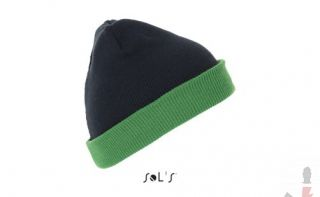 Color 512 (Kelly green / French navy)