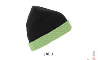 Color 931 (Black - Lime)