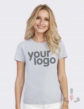 Camisetas para ellas Sols Regent W 01825
