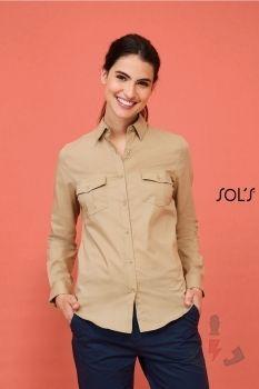 Camisas Sols Burma W 02764