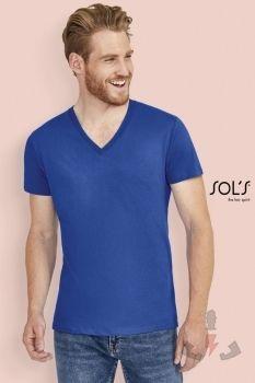 camisetas Sols Master cuello V 11155