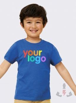 Camisetas infantiles Sols Regent K 11970
