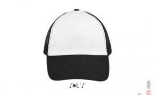 Color 906 (White  - Black)