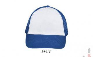 Color 907 (White  - Blue)