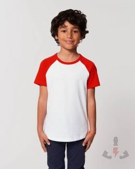 Camisetas infantiles StanleyStella Mini catcher K STTK914
