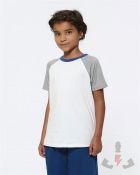 Camisetas infantiles StanleyStella Mini Jump K STTK937-K