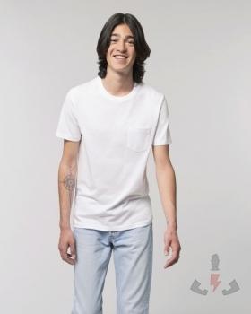 Camisetas StanleyStella Creator Pocket STTU830