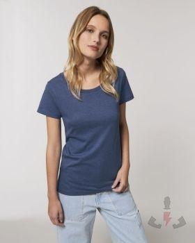 Camisetas StanleyStella Essential Jazzer Heather STTW039