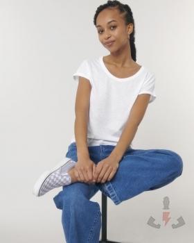 Camisetas StanleyStella Rounder Slub STTW112