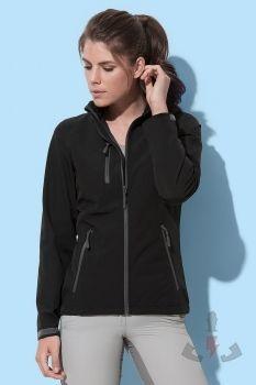 Softshell Stedman Active Softest Shell Jacket W ST5330